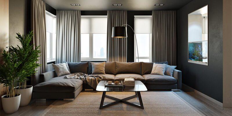 Before-Presentation of Interior Design