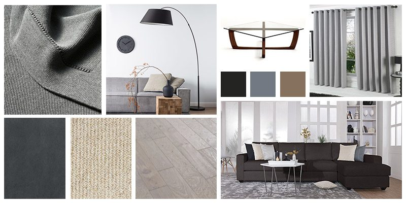 Interior Design Presentation Tool: Moodboard Design Ideas
