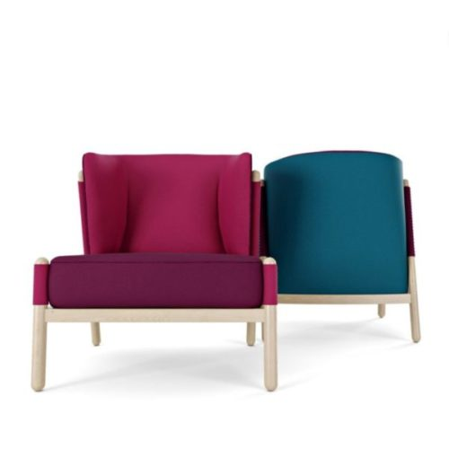 CGI Or Product Photography Studio: Colorful Chairs View18