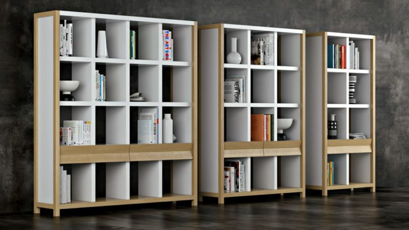 CGI Or Product Photography Studio: Bookshelves View14
