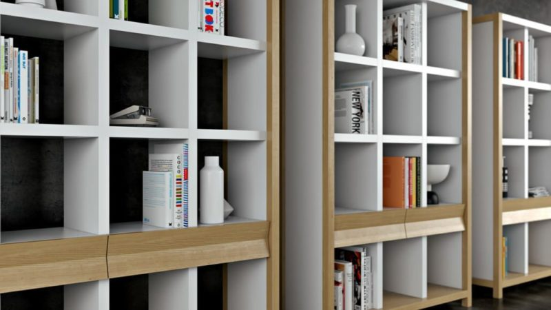 CGI Or Product Photography Studio: Bookshelves View15