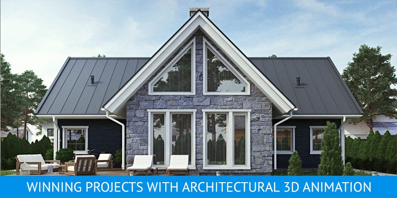 Professional Architectural 3D Animation