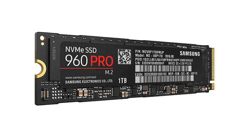 Top Hardware For 3D Modeling 2018: SSD