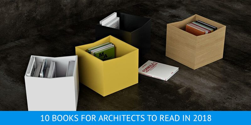 Best Books For Architects In 2018