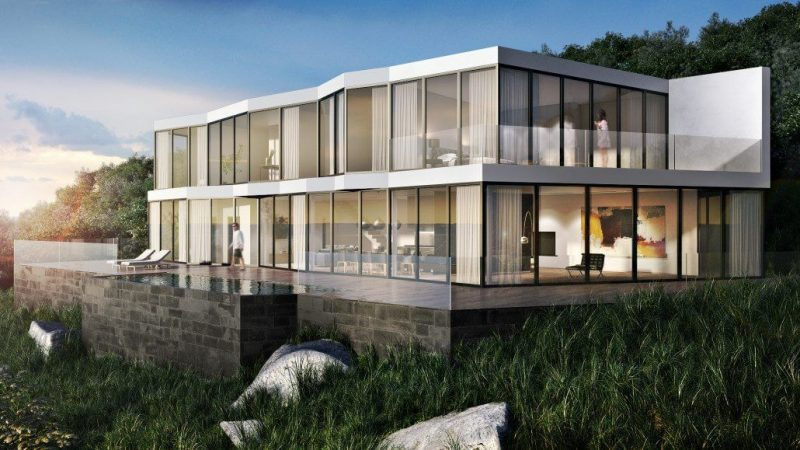 4 Reasons For The Popularity Of 3D Architectural Modeling: Villa View03