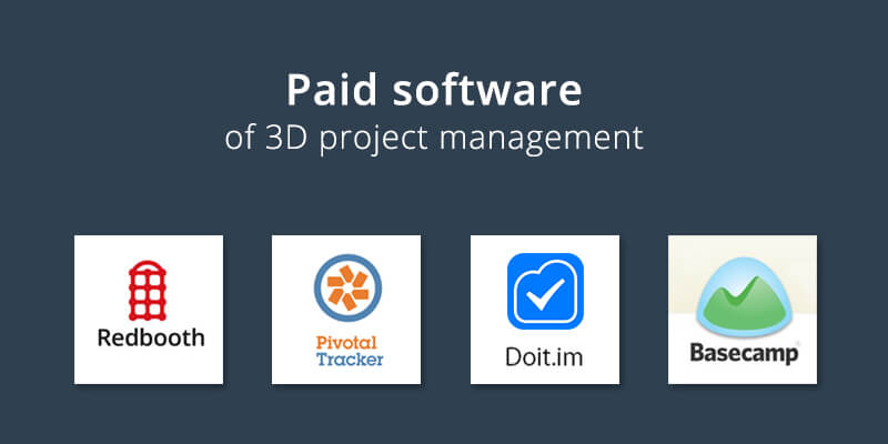 Paid Adapted Systems of 3D Project Management in Rendering Companies