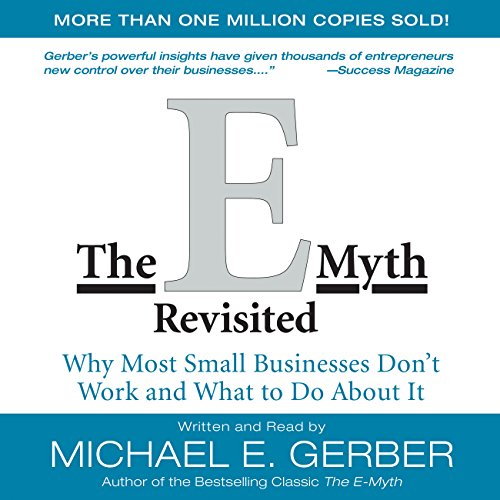 The Best Reads for Architects: The E-Myth Revisited