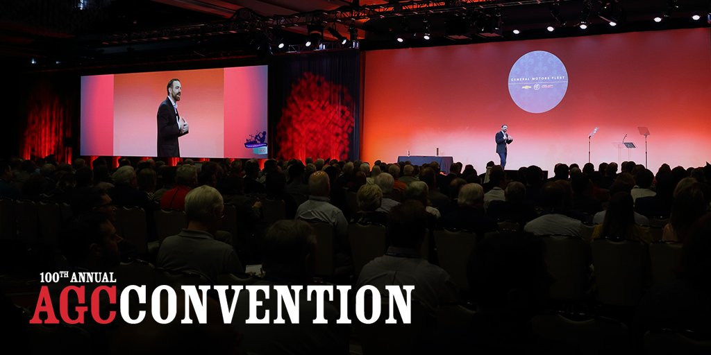 The 100th Annual AGC Convention