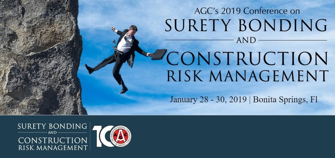 CG's 2019 Conference on Surety Bonding and Construction Risk Management