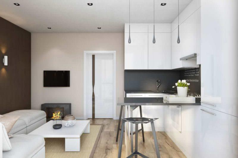 Breathtakingly realistic Digital Rendering Featuring Kitchen Studio Interior