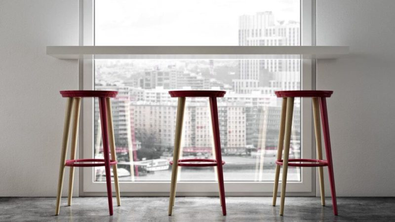Examples Of Outsource Product Rendering: Elegant Chairs View05