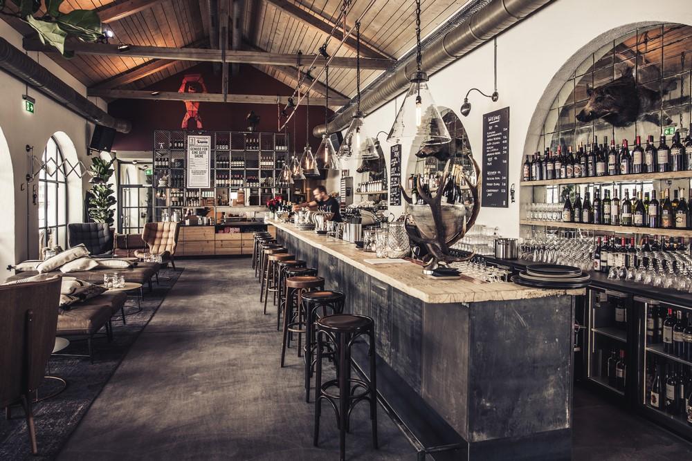 Top-Notch Rendering for a Swiss Restaurant & Bar
