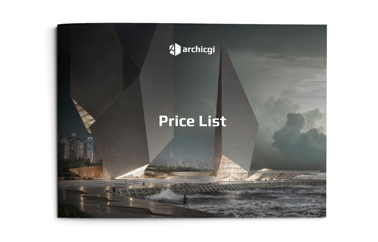 Architectural 3D Rendering Prices