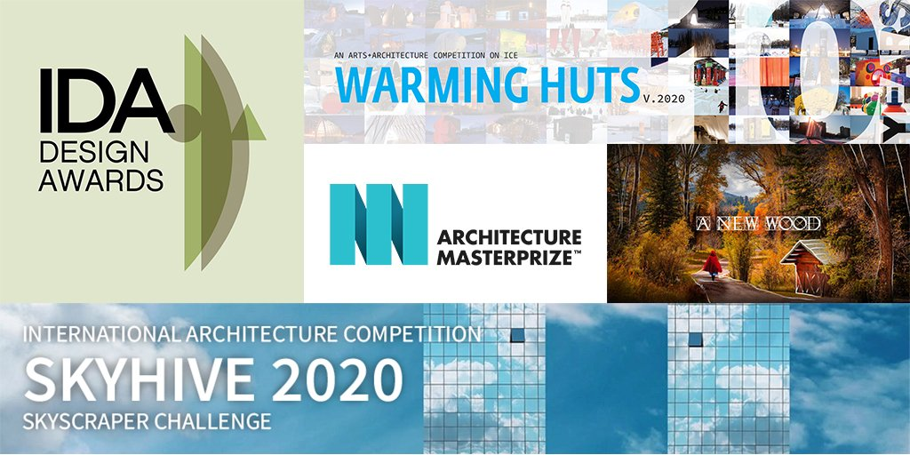 Architecture Awards: 5 Competitions for 2020