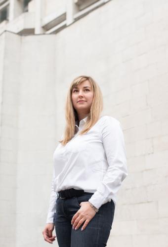 Architectural Rendering Specialist Leader Anastasiya