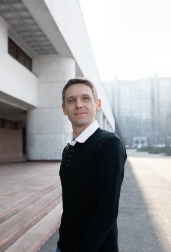 Architectural Animation Team Leader Artem Abrakhyn