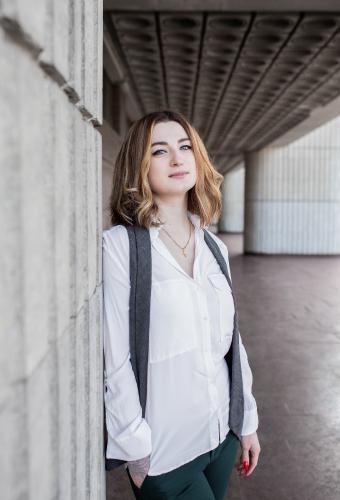 Architectural CGI Artist and Mentor Veronika Skuratovich