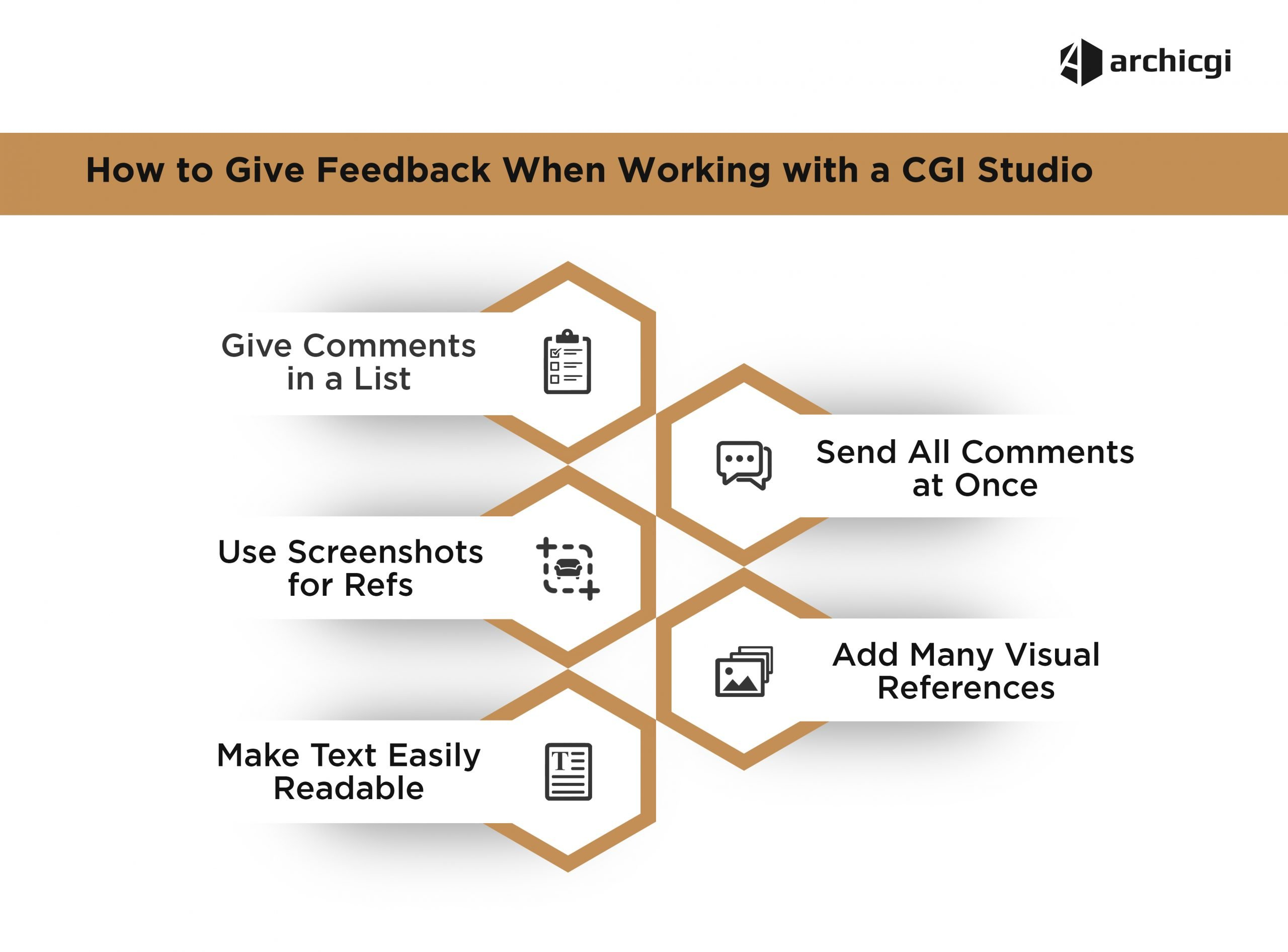 Tips on Providing Feedback for 3D Artists