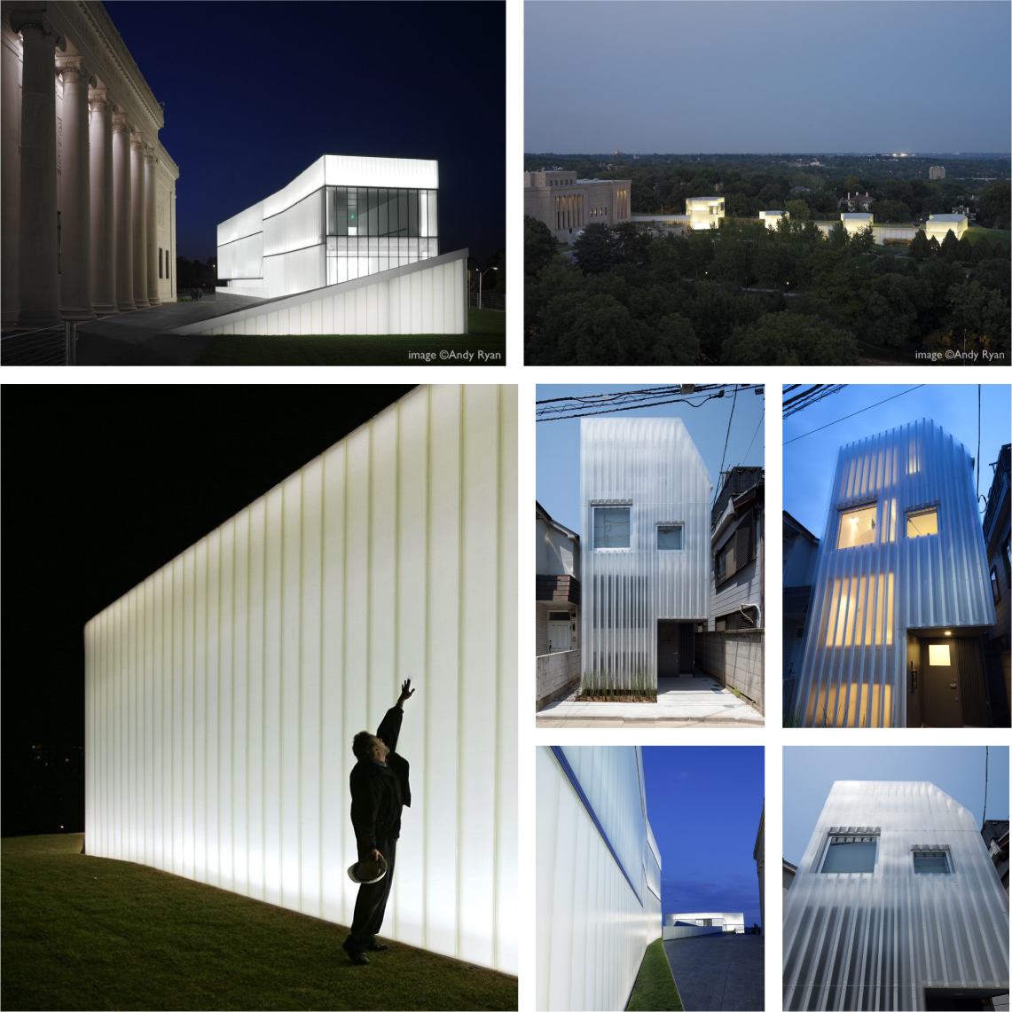 Materials Inspiration for Photorealistic Architectural Renders