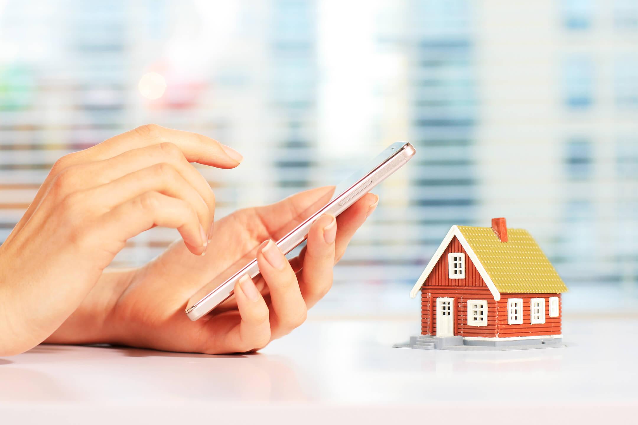 Real Estate Social Media Account