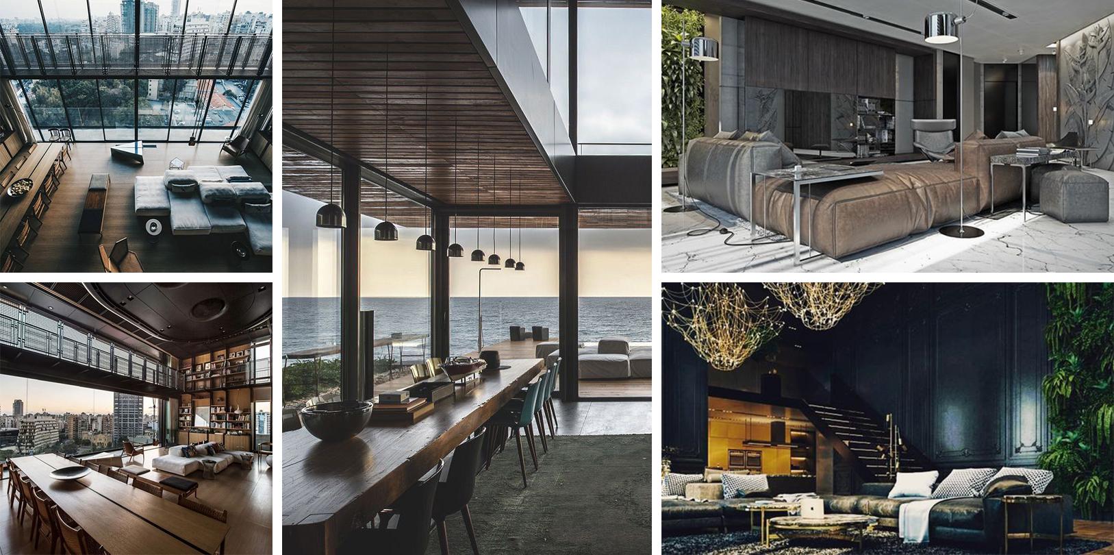 Interior Design Imagery for Photoreal 3D Walkthrough