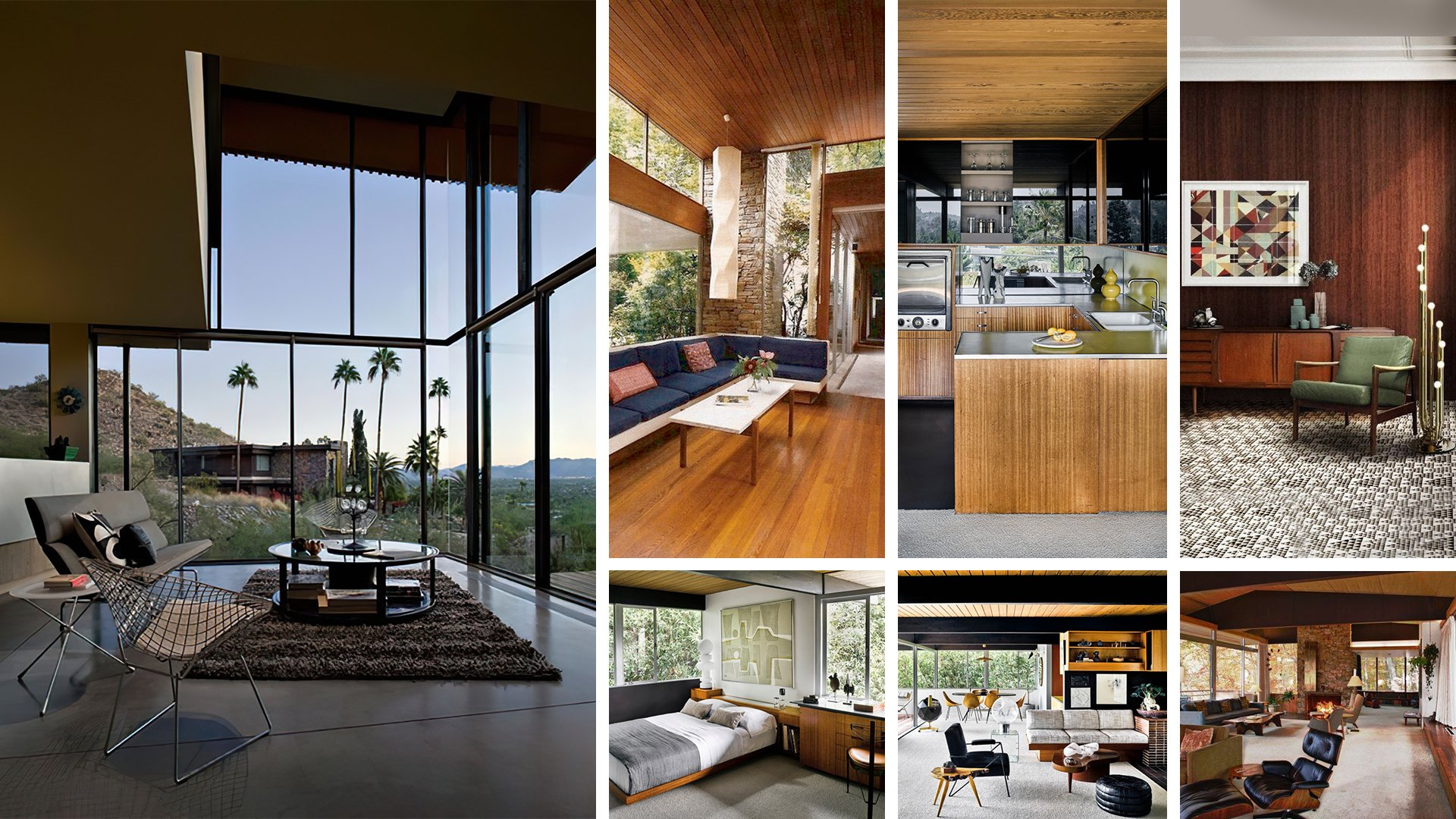 Interior Design References for Architectural Concept Renderings