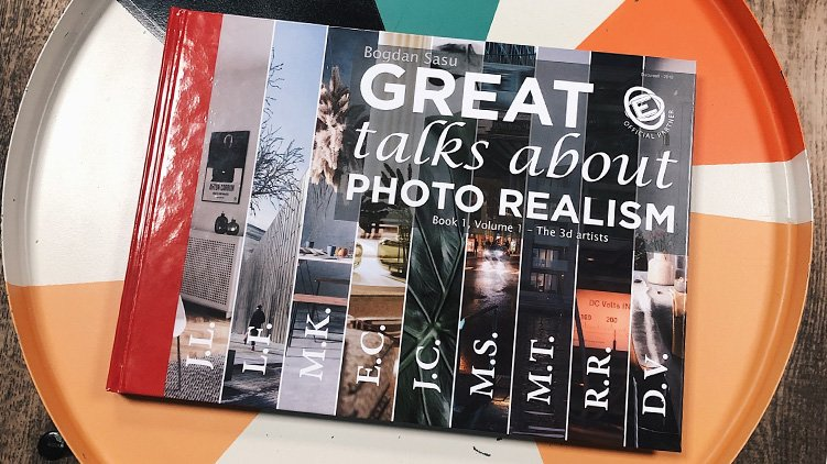 Great Talks about Photorealism: the Book