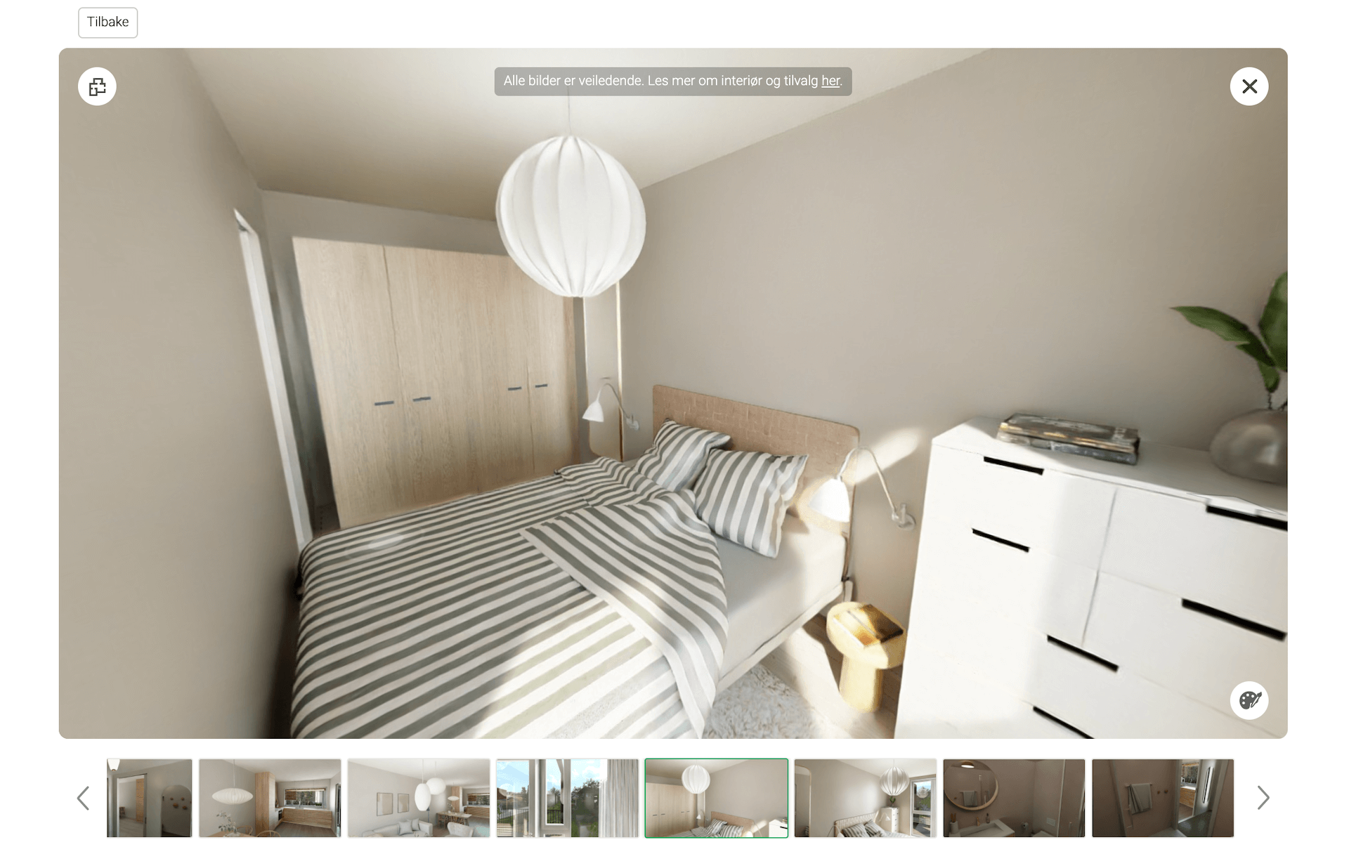 Automatic 3D Visualization for Real Estate Developers