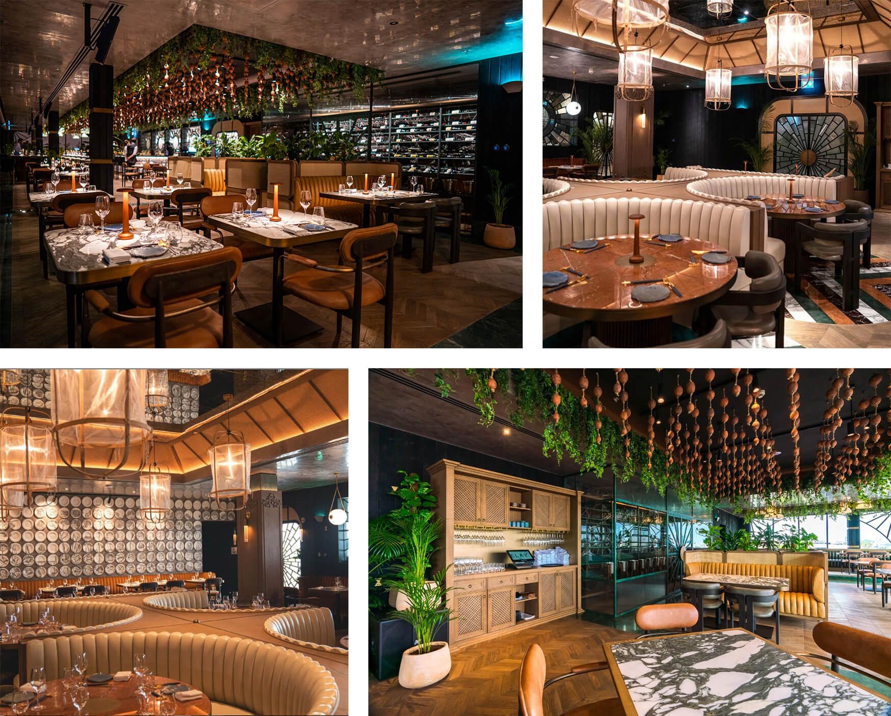 Photos of a Gorgeous Restaurant Design