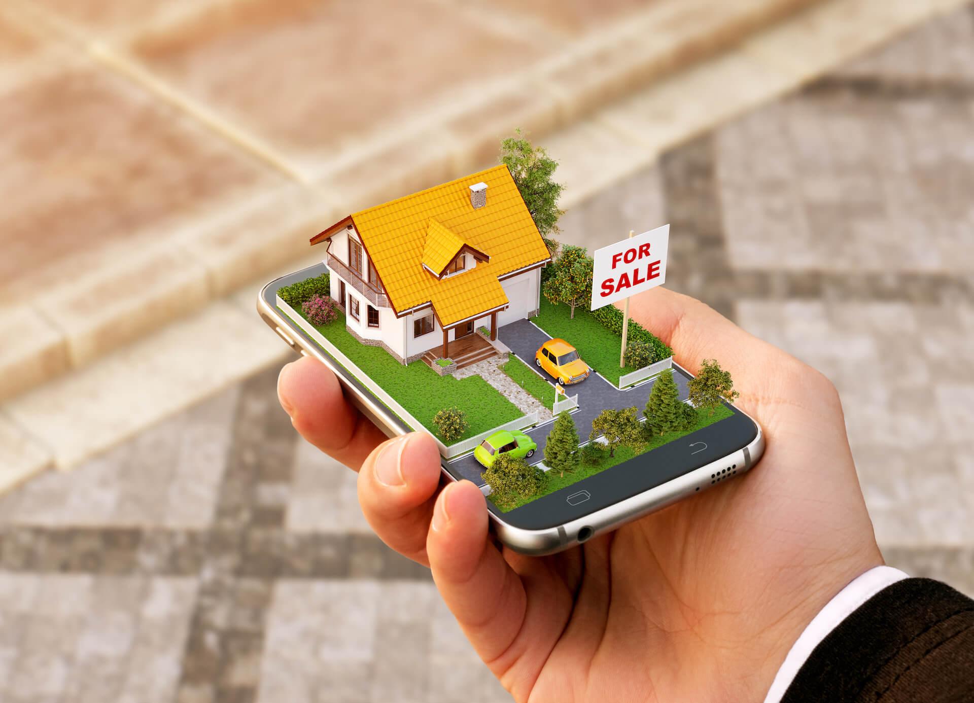 3D Real Estate Plans for Listing Platforms