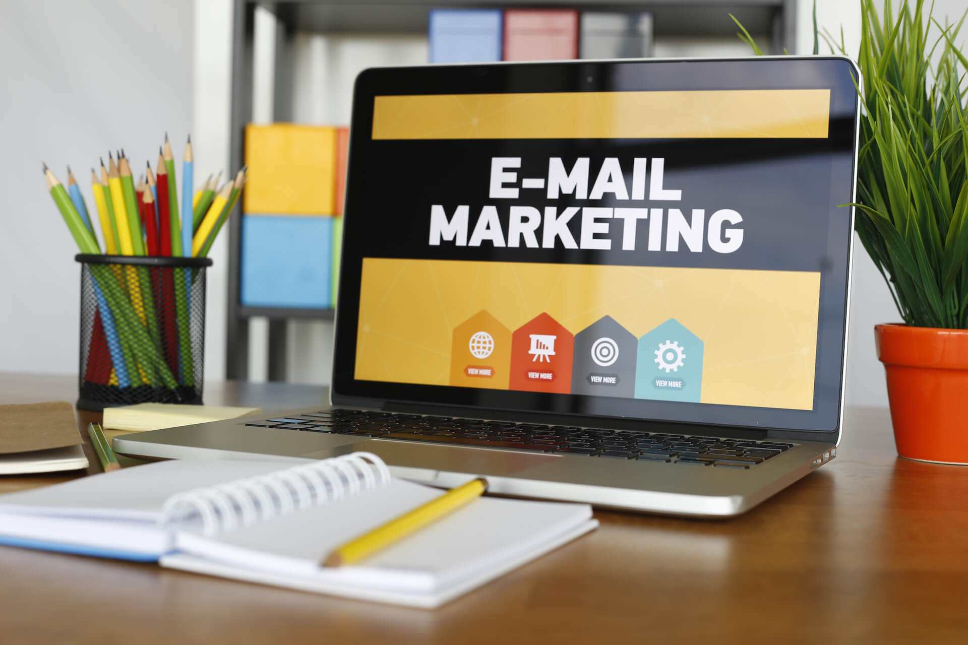 Email Marketing with CGI for Real Estate Agents