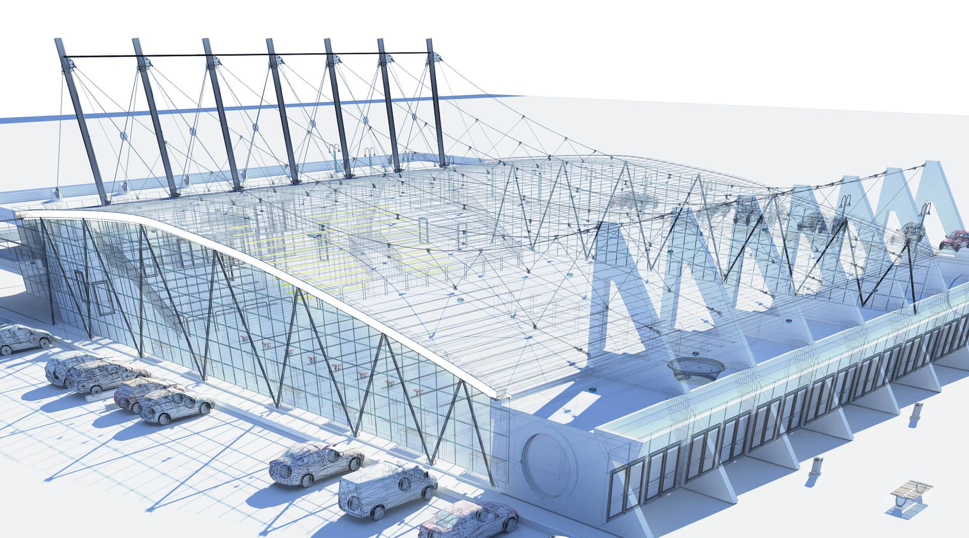BIM Model for 3D Sustainable Design