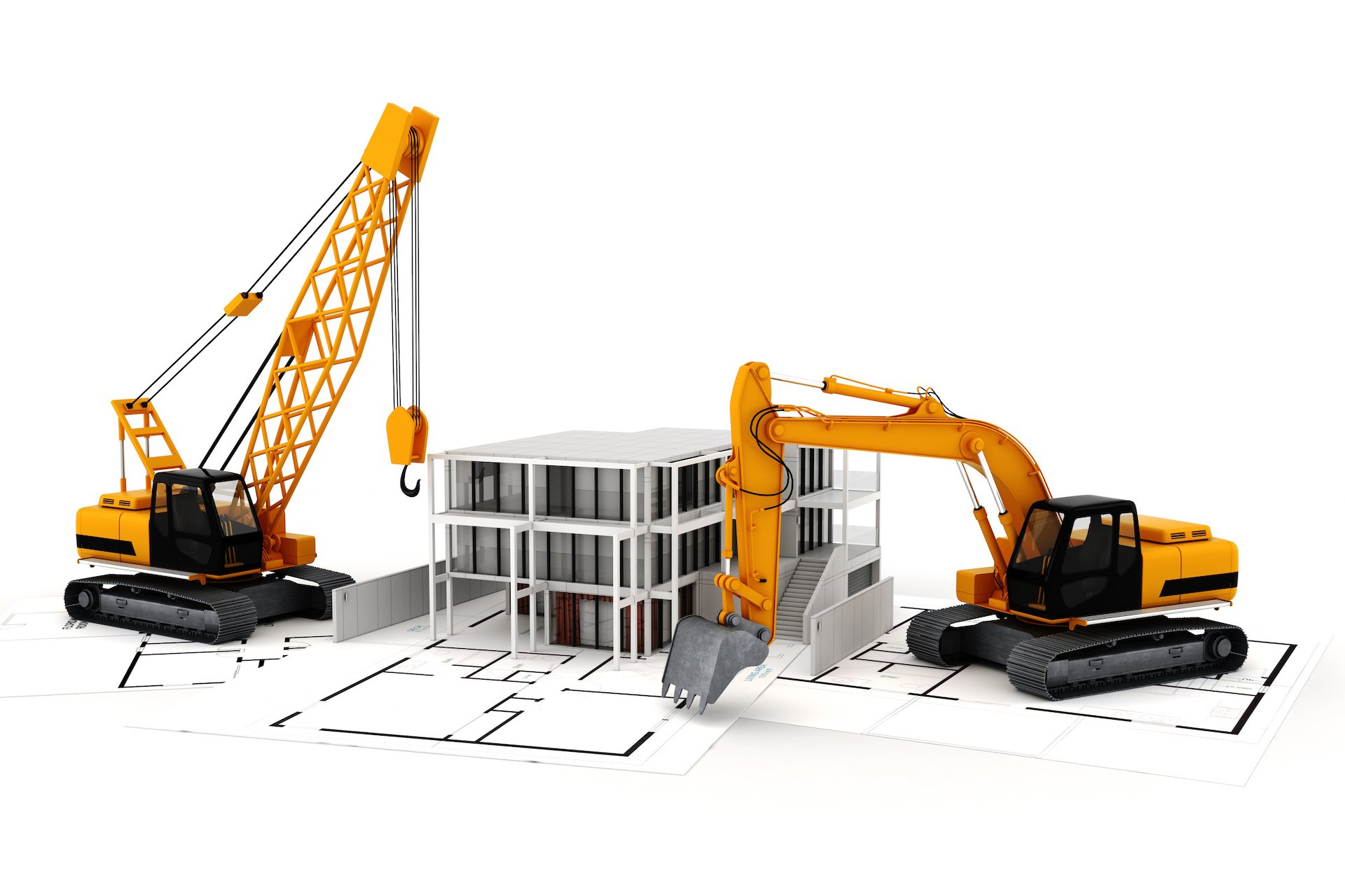 Sustainable Construction with 3D-Printed Building Blocks
