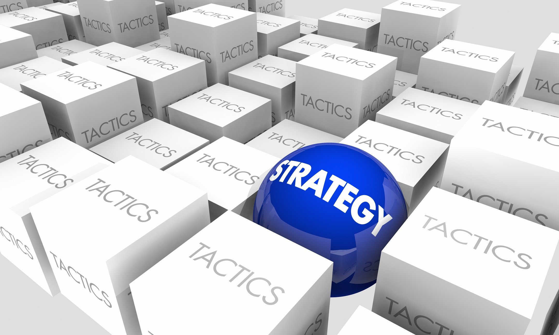Strategical Approach to Business Goals