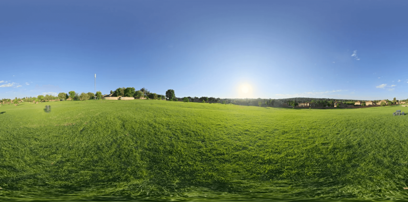 An HDRI Map for 3D Rendering for Real Estate