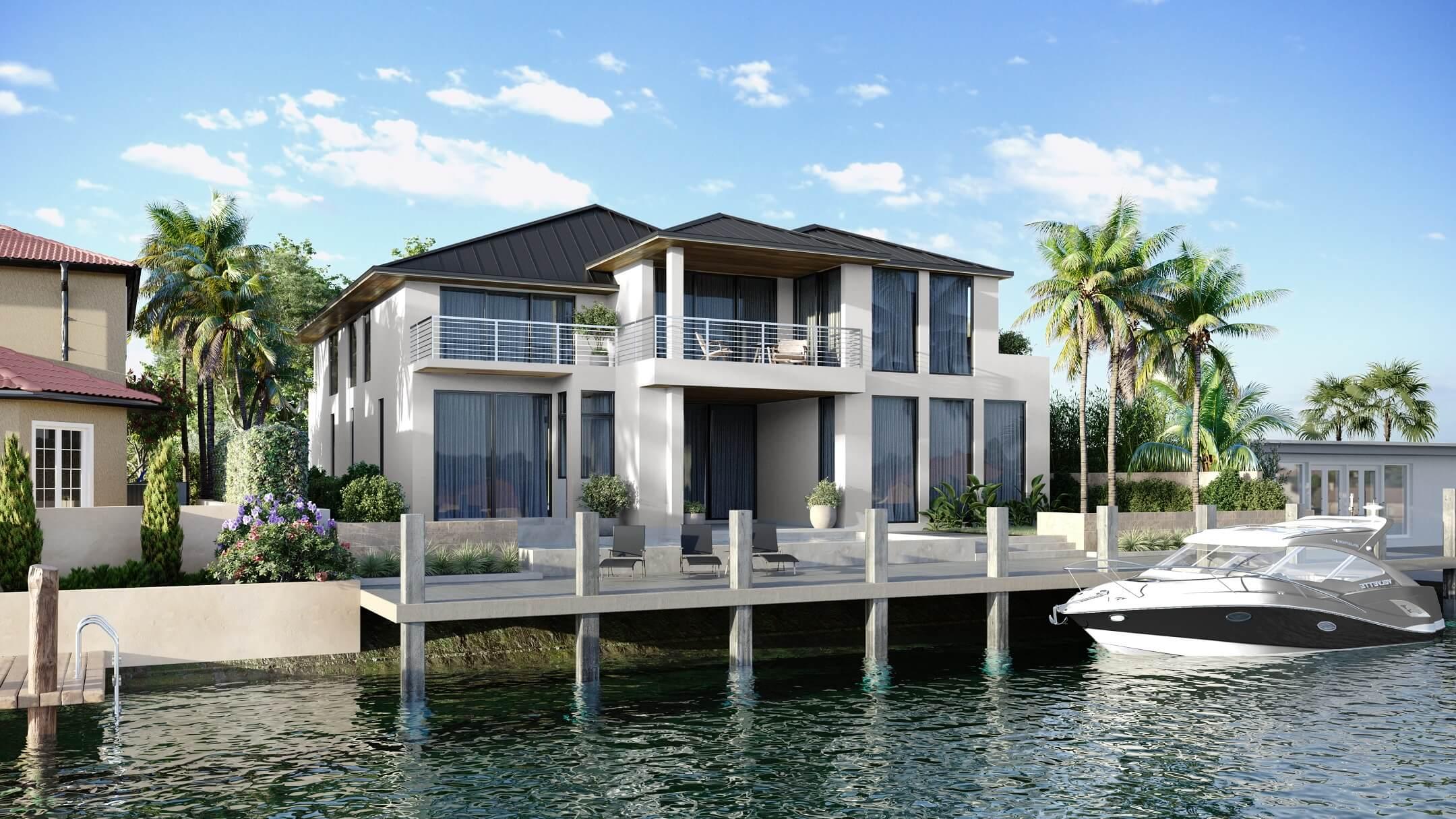 3D Rendering for Real Estate Property