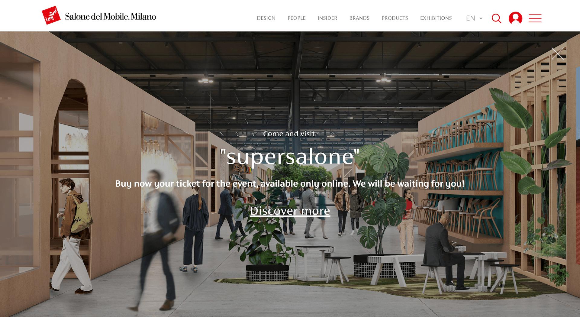 Salone del Mobile Design Exhibition