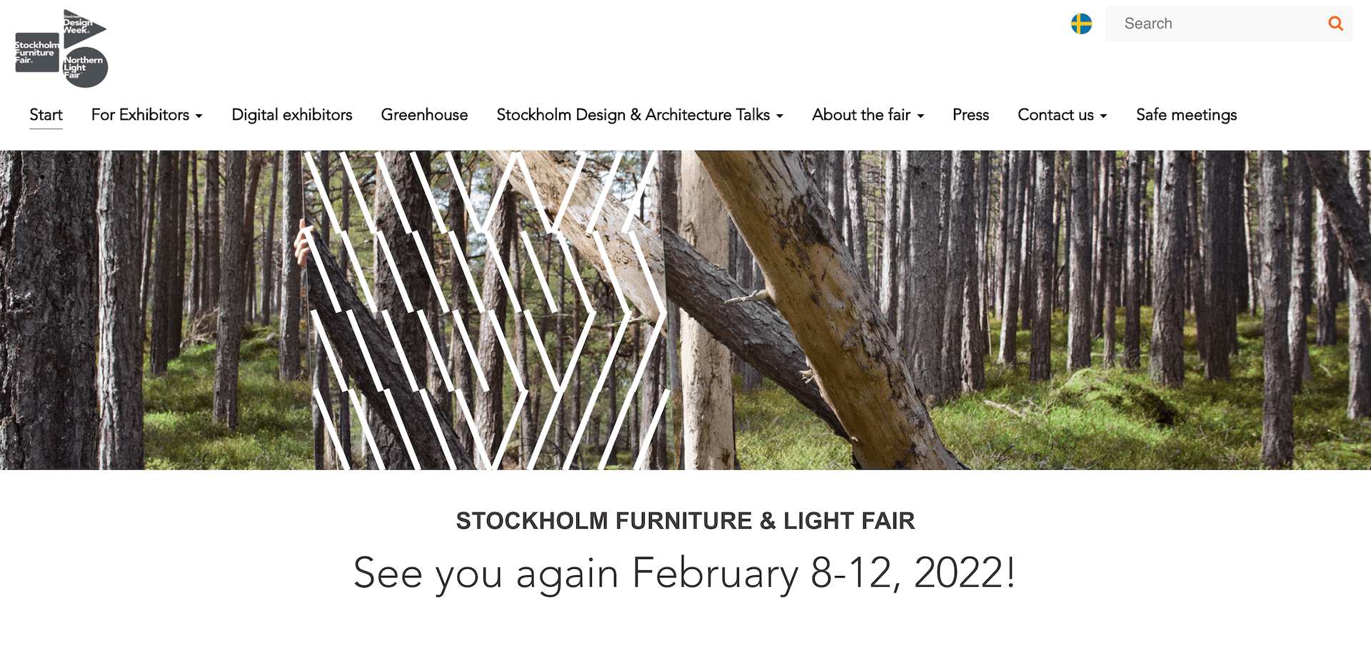 Stockholm Furniture & Light Fair for Interior Designers